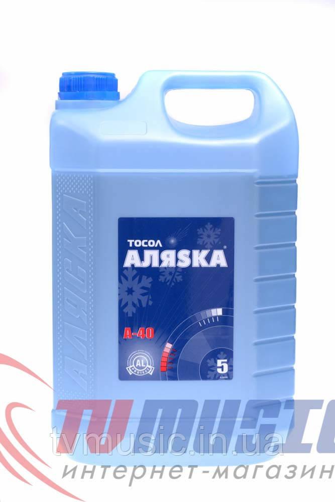 Тосол Аляска А40 5 кг
