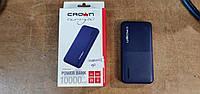 Внешний аккумулятор Crown CMPB-604 10000mAh Blue № 20281002