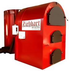 Промышленный твердотопливный котел Ziehbart 2400 с газификацией древесины
