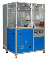 Стенд для испытания гидравлических блоков распределителей и гидроаппаратуры