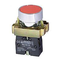 Кнопка АСКО XB2-BA42 Стоп (красная)