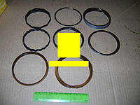 Кольца поршневые ЗИЛ 375 108,0 (полный к-кт на 8 поршней) М/К (пр-во СТАПРИ)
