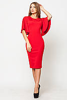 Платье женское Агнетта красный
