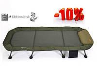 Раскладушка-кровать для рыбалки Elektrostatyk L15, усиленная рама, фото 1
