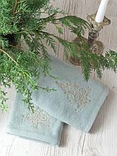 Набор полотенец Pavia Christmas tree V2 (45x70-2шт.) бирюзовый