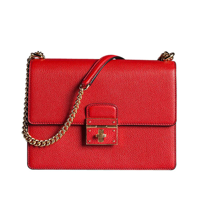 rosalia red bag Dolce & Gabbana