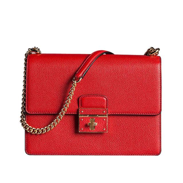 rosalia red bag Dolce & Gabbana