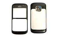 Корпус для Nokia E5-00, High Copy, Серый (Графитовый) /панель/крышка/накладка /нокиа