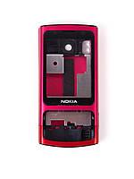 Корпус для Nokia 6700 slide, High Copy, красный /панель/крышка/накладка /нокиа