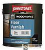 Johnstones (ТМ Джонстоун)  Interior Floor Varnish Gloss Лак для пола 5 л