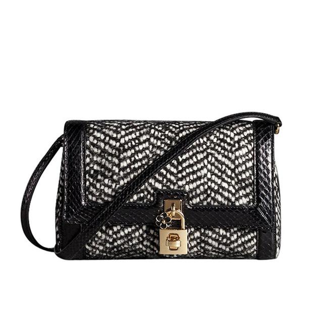 Python skin bag Dolce & Gabbana