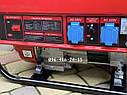 Генератор бензиновый Edon PT2500L медная обмотка электрогенератор 2 кВт, фото 2