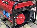 Генератор бензиновый Edon PT2500L медная обмотка электрогенератор 2 кВт, фото 6