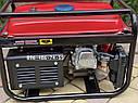 Генератор бензиновый Edon PT2500L медная обмотка электрогенератор 2 кВт, фото 9