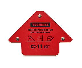 Магнитный фиксатор Technics для сварки 11 кг 120 х 85 мм (12-160)