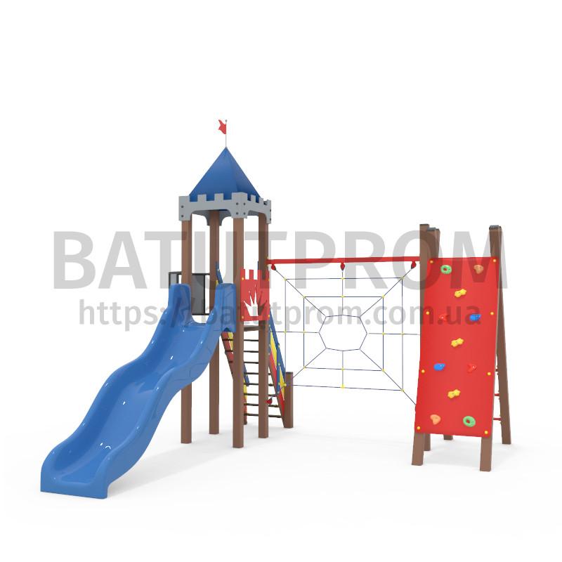 Игровой комплекс Крепость1_а
