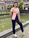 """Жіночий медичний костюм """"Лінда"""", фото 2"""