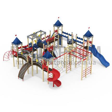 Игровой комплекс Крепость4_а, фото 2
