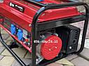 Генератор бензиновый Edon PT3300L медная обмотка электрогенератор 2.5кВт, фото 4