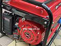 Генератор бензиновый Edon PT3300L медная обмотка электрогенератор 2.5кВт, фото 7