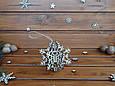 Набор новогодних Объемных игрушек 5 шт., фото 3