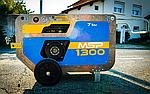Передвижной бензиновый компрессор MAC3 MPS 1300 -1,75 м3/минуту.