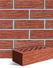 Клинкерный кирпич Melbourne Roben красный гладкий, фото 2