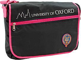 "Сумка подростковая LB-03 ""Oxford"", black"