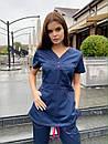 """Жіночий медичний костюм """"Тедді"""", фото 3"""