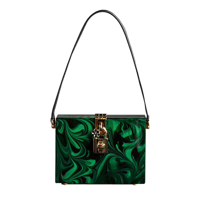 green bag Dolce & Gabbana
