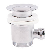 Донный клапан для раковины Q-tap L02 с переливом