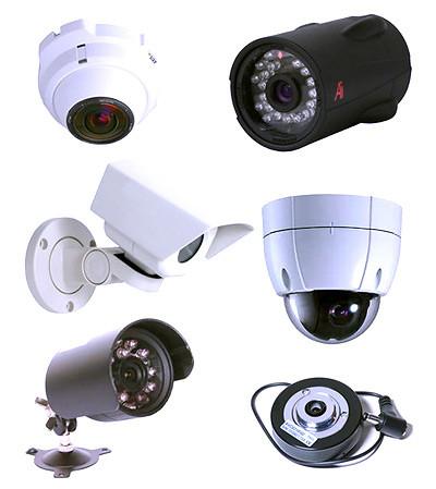 Камеры видеонабюдения