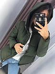 """Куртка жіноча з капюшоном """"Рондо"""", фото 4"""