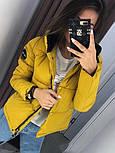 """Куртка жіноча з капюшоном """"Рондо"""", фото 8"""