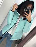 """Куртка жіноча з капюшоном """"Рондо"""", фото 10"""