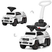 Детский электромобиль-толкар Bambi Mersedes M 3853EL-1 Белый