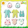 Критерии выбора одежды для новорожденных