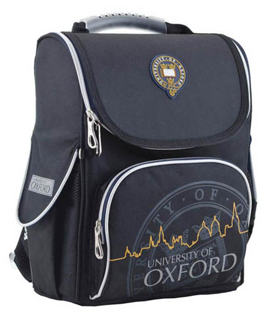 553294 Рюкзак каркасний H-11 Oxford black, 34*26*14