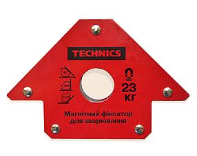 Магнитный фиксатор Technics для сварки 23 кг 150 х 100 мм (12-161)