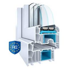 Окна Виконда Комфорт RC1 - безопасность и энергосбережение первого уровня.