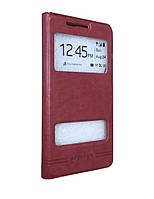 Чехол-книжка Momax для Lenovo P70 Red