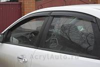 Ветровики на Форд Focus II Sd/Hb 5d 2004-2011