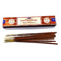Набор аромапалочек для медитации Йогическая медитация 2 шт