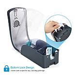 Кухонный настенный дозатор диспенсер для жидкого мыла 1000 мл, фото 7
