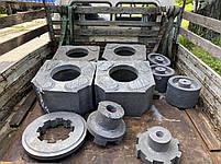 Отливка деталей для сельхозмашиностроения, фото 6