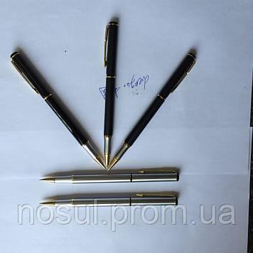 Parker шариковые ручки (аналог, без надписи) роллер Parker Black Silver золото Gift копия