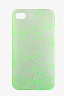 "Чехол-накладка для Apple iPhone 4/4S, ""фосфорный"", Moon Light 5 /case/кейс /айфон"