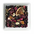 Чай з ягодами чорниці, бузини, брусниці Ягідна галактика Space Coffee 100 грам, фото 2