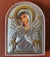 Ікона Божа Матір Семистрільна, фото 1