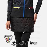 Зимняя юбка JCC x Rossignol  W YOUPI SKIRT M 2021 черная (RLJWZ03-200-M), фото 1